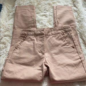Dusty Rose ZARA Dress Pants